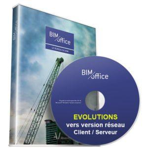 Evolution vers la version réseau Client-Serveur