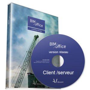 BIMOFFICE Client / Serveur version réseau multi-utilisateurs