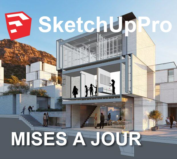 mise à jour Sketchup Pro depuis ancienne version