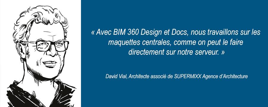 Témoignage client : BIM 360, plateforme de collaboration