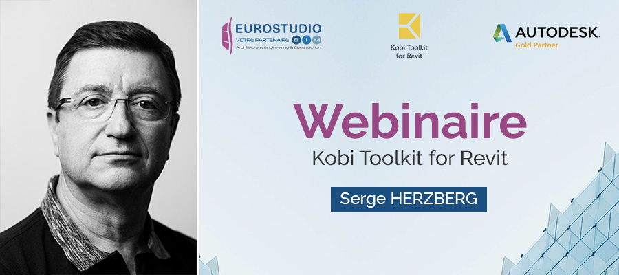 Kobi Toolkit for Revit : Le meilleur plug-in Revit #Webinaire