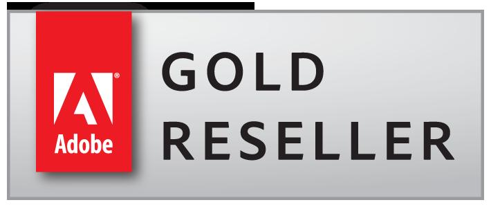 ADOBE Gold Reseller