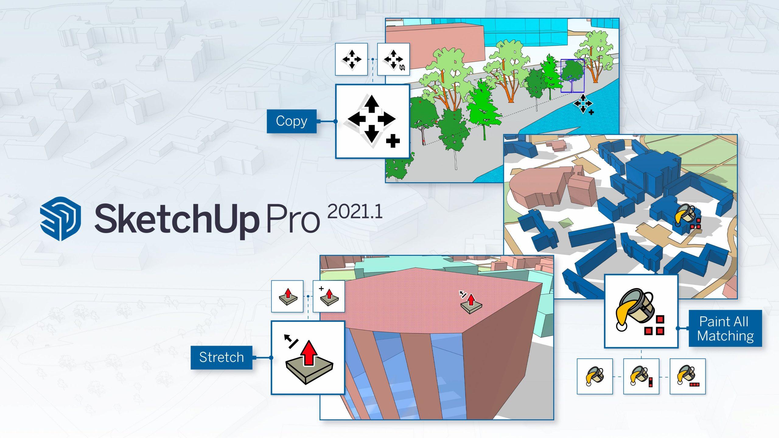 Visuel SketchUp Pro 2021 Eurostudio